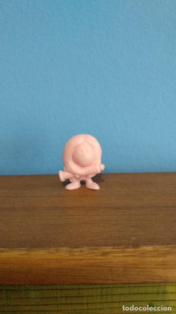 FIGURAS MIM, SABIOS (Juguetes - Figuras de Goma y Pvc - Dunkin)