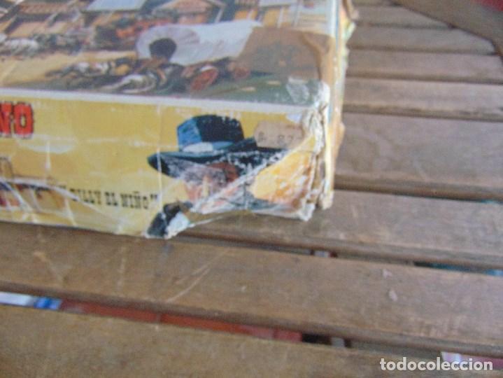Figuras de Goma y PVC: TODO EL OESTE AMERICANO DE COMANSI FUERTE INCOMPLETO - Foto 2 - 135096645