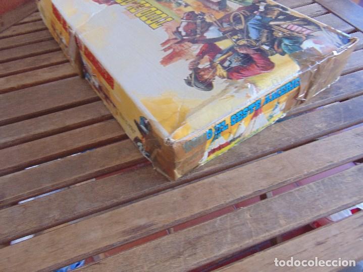 Figuras de Goma y PVC: TODO EL OESTE AMERICANO DE COMANSI FUERTE INCOMPLETO - Foto 5 - 135096645