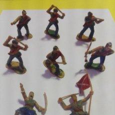 Figuras de Goma y PVC: LOTE DE FIGURAS JECSAN. Lote 134285190