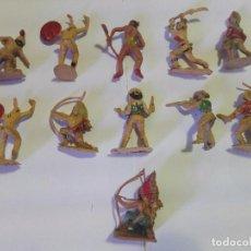 Figuras de Goma y PVC: LOTE DE SOLDADOS JECSAN O REAMSA. Lote 134287138