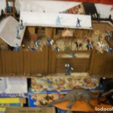 Figuras de Goma y PVC: FUERTE FORT COMANSI REAMSA JECSAN. Lote 96878531