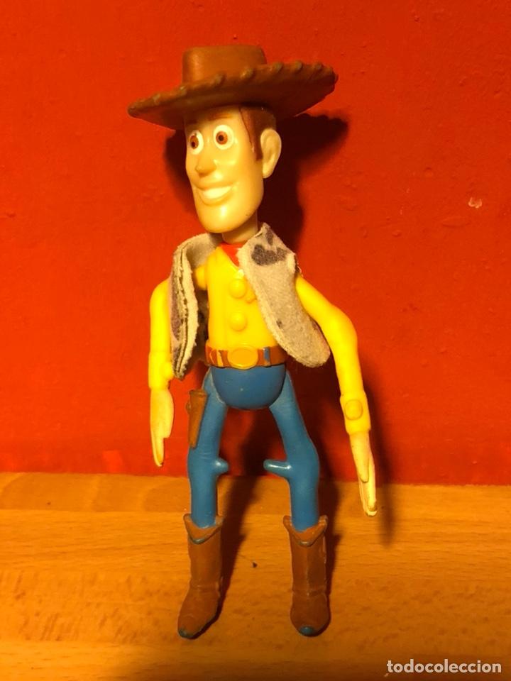 De Juguete Figura Pvc articulado Tela Chaleco Buddy Con Toy Story cFKT1lJ