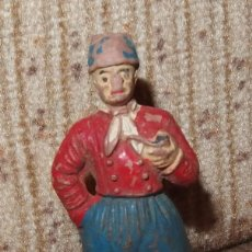 Figuras de Goma y PVC: MUÑECO DE LA SERIE RAZAS DEL MUNDO,SIVILL,AÑOS 50. Lote 134370522