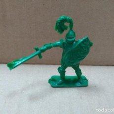 Figuras de Goma y PVC: FIGURA SOLDADO MEDIEVAL PECH REAMSA COMANSI JECSAN LAFREDO ASTER ESTEREOSPLAST PVC. Lote 134388386