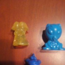 Figuras de Goma y PVC: GOGO COLECCIÓN MAGIC BOX. Lote 134441402