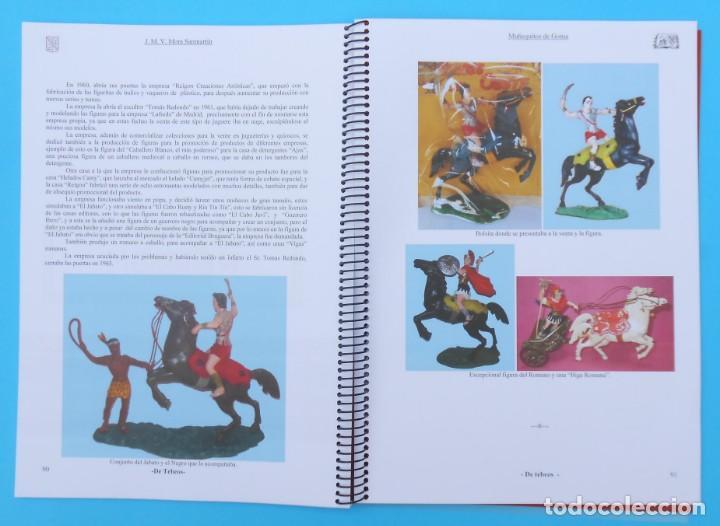 Gummi- und PVC-Figuren: Gran conpendio Muñequitos de Goma de los Heroes del Tebeo Estereoplast, Teixido Pech etc jecsan. - Foto 2 - 151924241