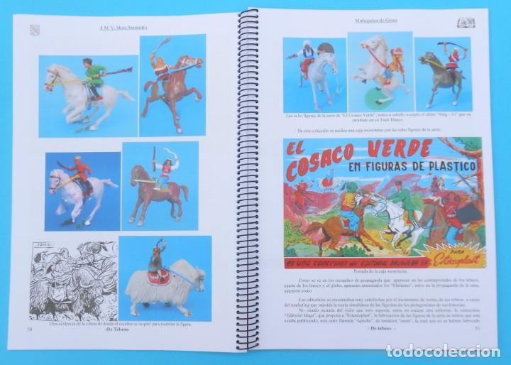 Gummi- und PVC-Figuren: Gran conpendio Muñequitos de Goma de los Heroes del Tebeo Estereoplast, Teixido Pech etc jecsan. - Foto 3 - 151924241