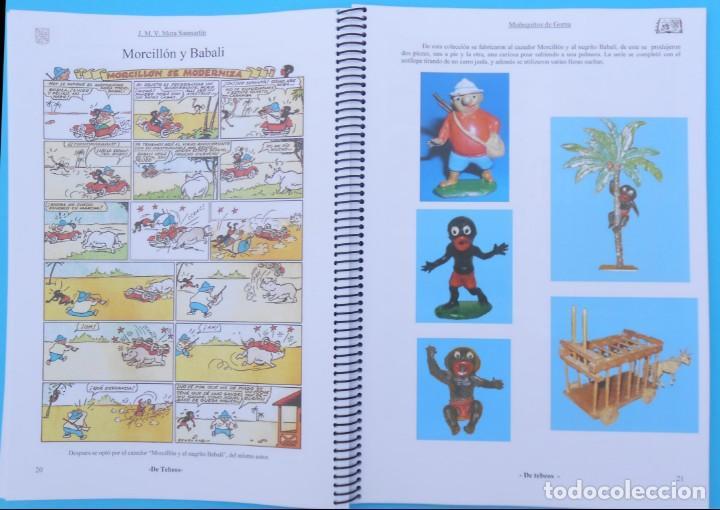Gummi- und PVC-Figuren: Gran conpendio Muñequitos de Goma de los Heroes del Tebeo Estereoplast, Teixido Pech etc jecsan. - Foto 4 - 151924241