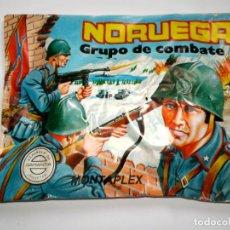 Figuras de Goma y PVC: SOBRE MONTAPLEX Nº 163 NORUEGA - SOBRE CERRADO. Lote 204478822