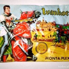 Figuras de Goma y PVC: SOBRE MONTAPLEX Nº 139 IVANHOE - SOBRE CERRADO. Lote 227754690