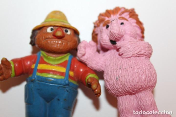 Figuras de Goma y PVC: FIGURAS BARRIO SESAMO ESPINETE Y DON PIMPON - COMIC SPAIN - Foto 3 - 134816658