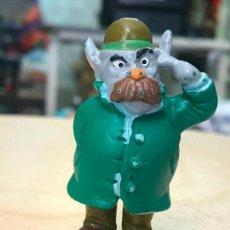 Figuras de Goma y PVC: FIGURA EN GOMA - WATSON SHERLOCK HOLMES - SCHLEICH 1984. Lote 134870654