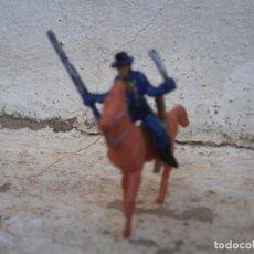 Figuras de Goma y PVC: SOLDADO DEL MINI OESTE DE COMANSI. Lote 134932386