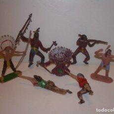 Figuras de Goma y PVC: ANTIGUAS FIGURAS...TOTAL. 7. Lote 135214986