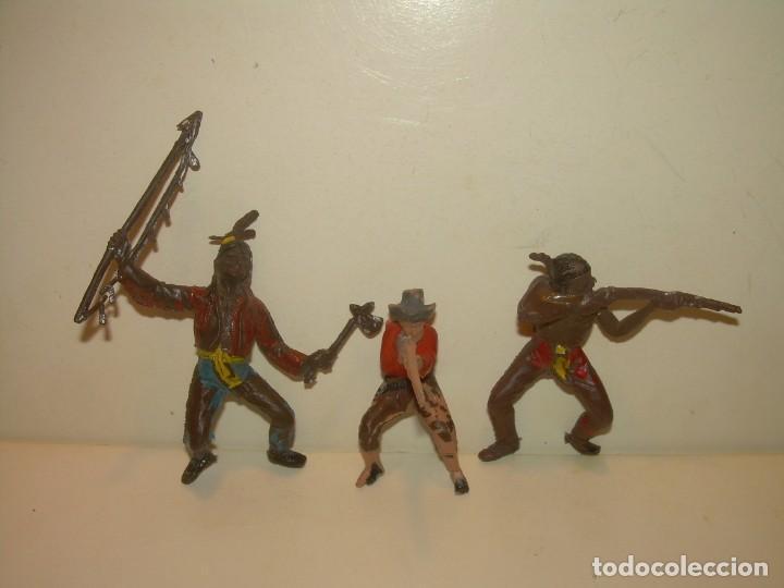 Figuras de Goma y PVC: ANTIGUAS FIGURAS...TOTAL. 7 - Foto 2 - 135214986