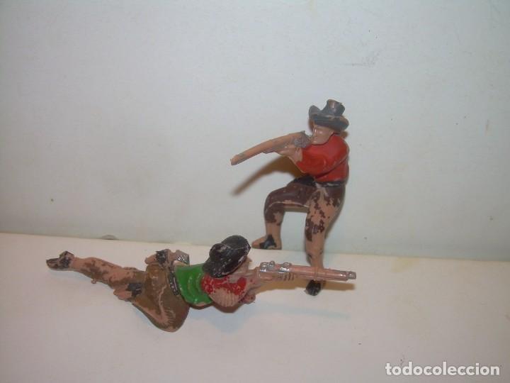 Figuras de Goma y PVC: ANTIGUAS FIGURAS...TOTAL. 7 - Foto 3 - 135214986