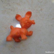 Figuras de Goma y PVC: FIGURA DISNEY.LA DAMA Y EL VAGABUNDO.DUNKIN, PREMIUM, KIOSKO.. Lote 135255778