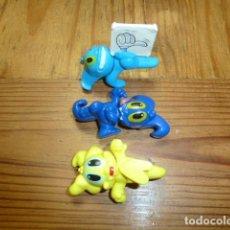 Figuras Kinder: LOTE COLGADOS. KINDER. Lote 135279802