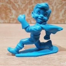 Figuras de Goma y PVC: FIGURA PLASTICO KRISPIES POP KELLOGGS PROMOCIONAL 1990. Lote 135290126