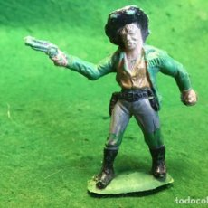Figuras de Goma y PVC: VAQUERO DE LAFREDO. Lote 135446686