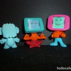 Figuras Kinder: LOTE FIGURAS CARA TV. KINDER. Lote 135447298