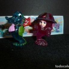 Figuras Kinder: LOTE AQUASHOW. KINDER. Lote 135449526