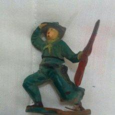 Figuras de Borracha e PVC: FIGURA SOLDADO GAMA. Lote 135459245