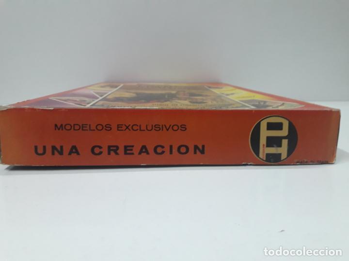 Figuras de Goma y PVC: CAJA ORIGINAL DE LA CORRIDA DE TOROS . REALIZADA POR PECH . AÑOS 60 - Foto 20 - 135518578