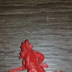 Figuras de Goma y PVC: FIGURA DUNKIN SOLDADO AÑOS 70/80. Lote 135547139
