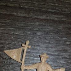 Figuras de Goma y PVC: ANTIGUA FIGURA SOLDADO MILITAR INDIOS OESTE AMERICANO KIOSKO AÑOS 70/80 KIOSKO. Lote 135548873