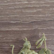 Figuras de Goma y PVC: ANTIGUA FIGURA INDIO OESTE AMERICANO KIOSKO AÑOS 70/80. Lote 135549587