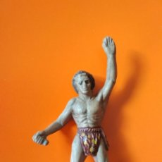 Figuras de Goma y PVC: FIGURA TARZÁN SOTORRRES GOMA. Lote 135711319