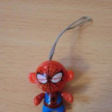 Figuras Kinder: SUPER HEROES KINDER SORPRESA, MARVEL TWISTHEADS, SPIDERMAN. Lote 135793014