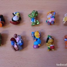 Figuras Kinder: KINDER, LOTE FIGURAS VARIADAS. Lote 135796774