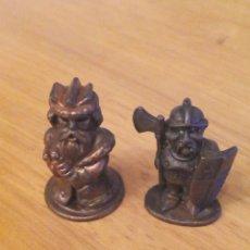 Figuras Kinder: LOTE FIGURITAS DE METAL. ( HUEVOS KINDER).. Lote 135829562