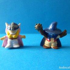 Figuras de Goma y PVC: FIGURAS INVIZIMALS DE PVC. Lote 135831878