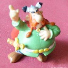 Figuras de Goma y PVC: ABRARACURCIX - JEFE GALO - PERSONAJE DE ASTERIX Y OBELIX -1997 GOSCINNY Y UDERZO - PLASTOY. Lote 141880882
