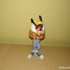 Figuras de Goma y PVC: FIGURA GOOFY WALT DISNEY AÑOS 80 PVC BULLY . Lote 136021346