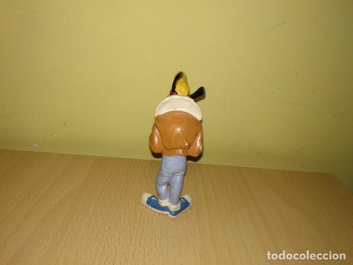 Figuras de Goma y PVC: Figura Goofy Walt disney años 80 PVC Bully - Foto 3 - 136021346