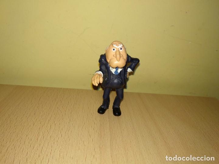 Figura STATLER Y WALDORF MUPPET SHOW TELEÑECOS PVC SCHLEICH años 80, usado segunda mano