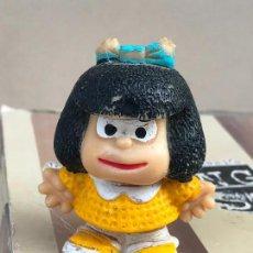Figuras de Goma y PVC - figura de goma pvc mafalda quino - 136049218