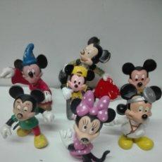 Figuras de Goma y PVC: FIGURAS PVC. Lote 136105105