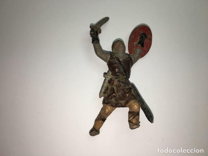 FIGURA MEDIEVAL DE REAMSA (Juguetes - Figuras de Goma y Pvc - Reamsa y Gomarsa)