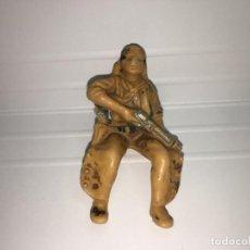 Figuras de Goma y PVC: FIGURA VAQUERO DE REAMSA. Lote 136151690