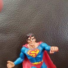 Figuras de Goma y PVC: FIGURA PVC COMICS SPAIN SUPERMAN 1986. Lote 136205025