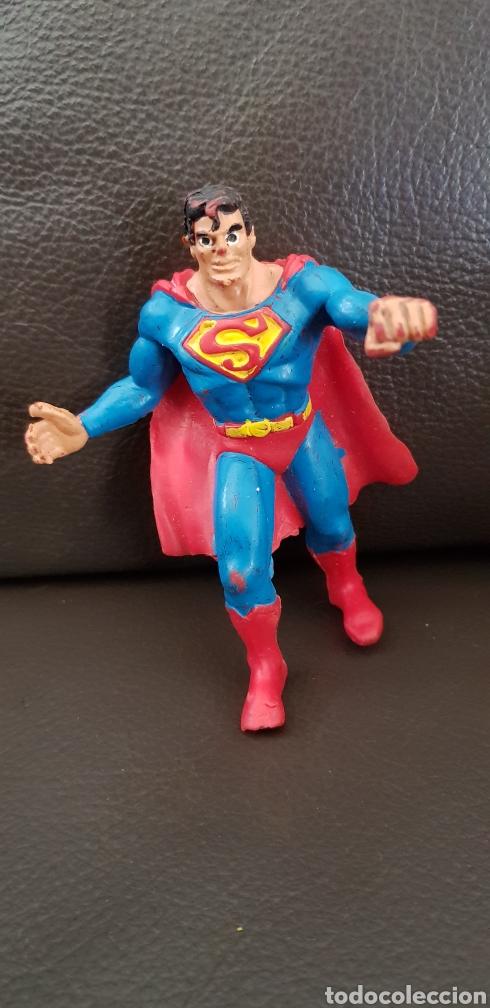 Figuras de Goma y PVC: Figura pvc Comics Spain Superman 1986 - Foto 2 - 136205025