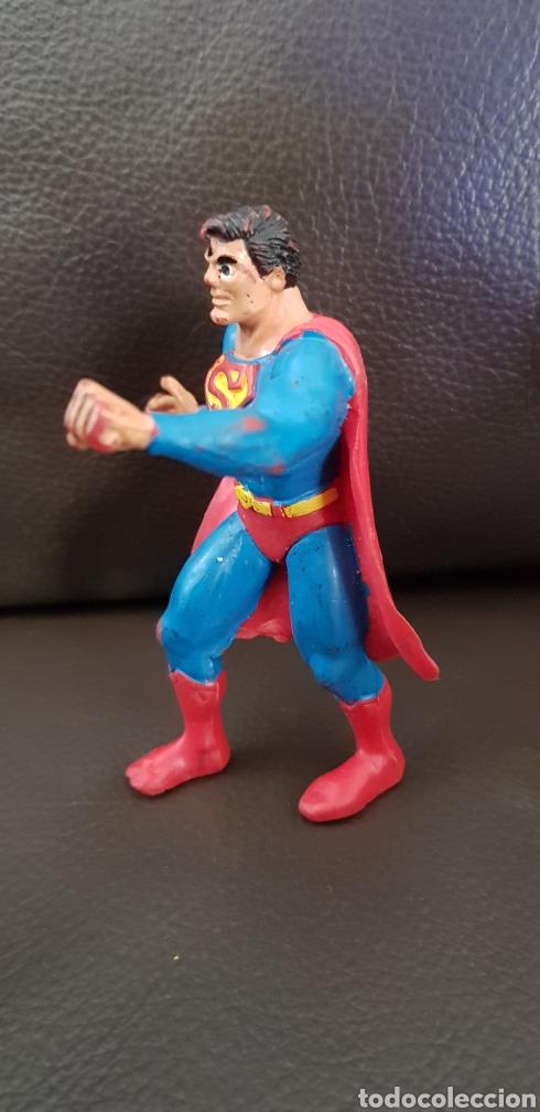Figuras de Goma y PVC: Figura pvc Comics Spain Superman 1986 - Foto 3 - 136205025