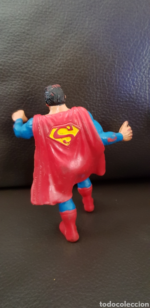 Figuras de Goma y PVC: Figura pvc Comics Spain Superman 1986 - Foto 4 - 136205025