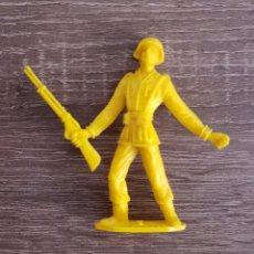 Figuras de Goma y PVC: FIGURA ESPAÑOLES AMERICANOS COMANSI AÑOS 70. Lote 136367596
